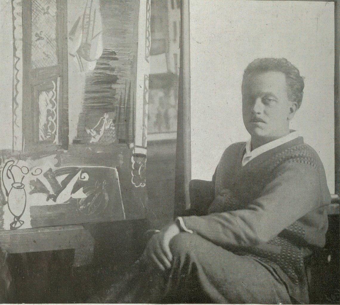 Raoul Dufy, portrait