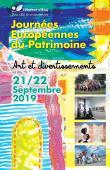 Apercu Les journées du Patrimoine 2019