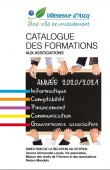 Apercu Catalogue des formations aux associations 2020 - 2021