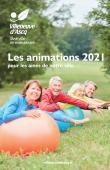 Apercu Brochure des animations 2021 à destination des aînés