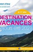 Apercu Destination vacances 2021