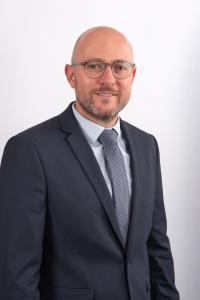 Vincent Balédent 16ème adjoint au Maire