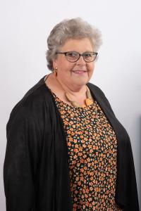 Nelly Boyaval 15ème adjointe au Maire