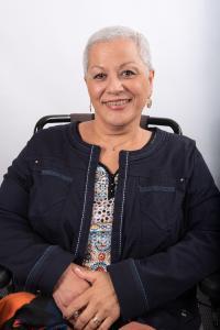Lahanissah Madi 9ème adjointe de secteur - Hôtel-de-Ville - Pont-de-Bois - Château - Près